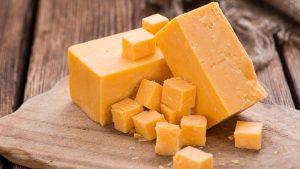 jenis-keju-cheddar-cheese